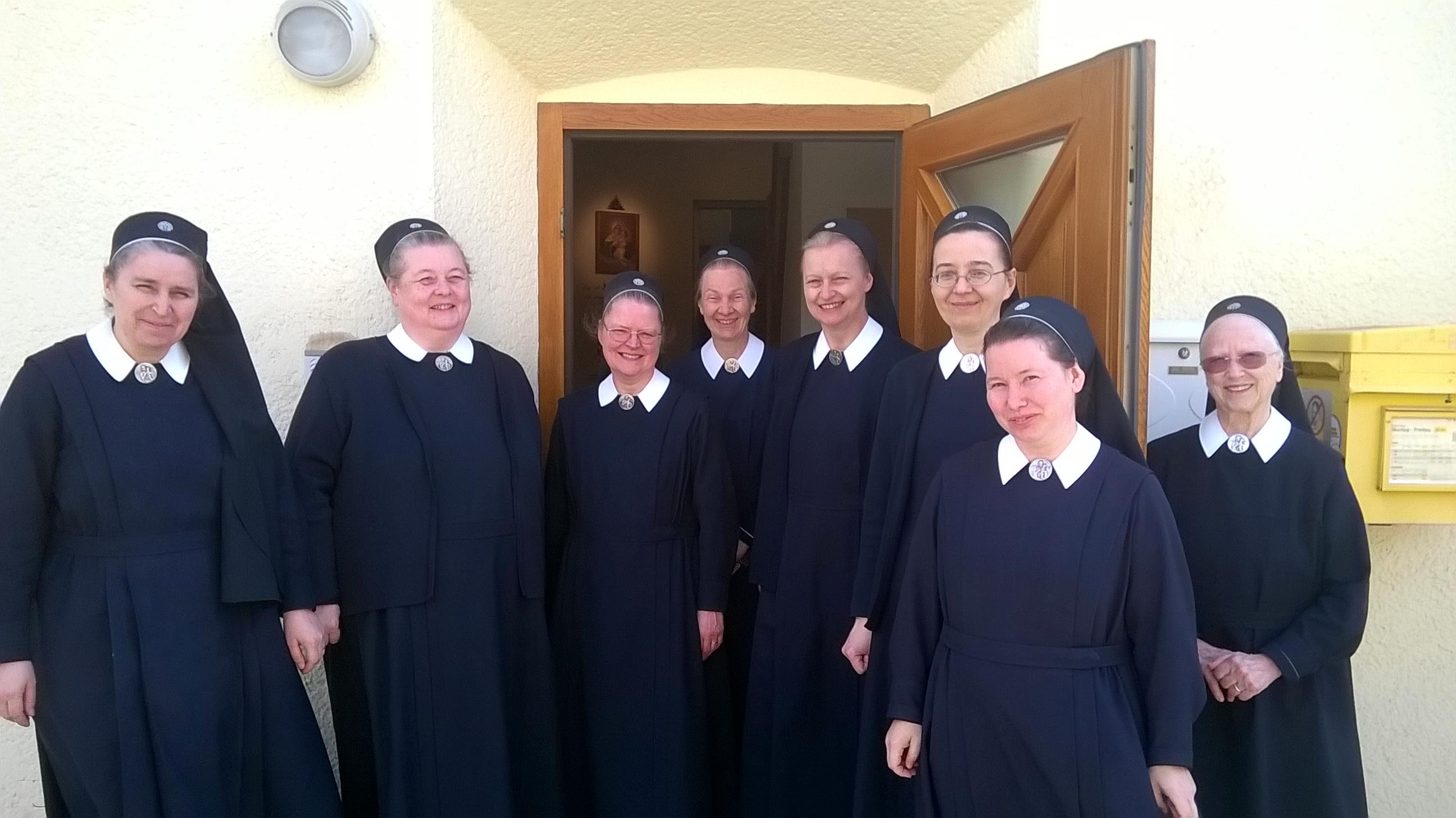Schwester Beáta-Mária baut Schönstatt in Rumänien weiter